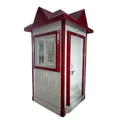 FRP Portable Security Cabin SE-111