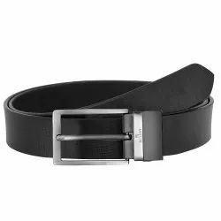 Branded Elliot One Side Leather Belt