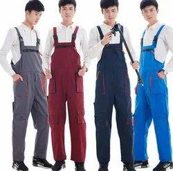 VIXIN Cotton VIXEN Half Sleeve SAFETY Dungaree, For Workwear