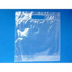 Zip Lock Bags With Handle