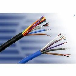 Shielded Flexible Core Cable, Conductor Stranding: Stranded
