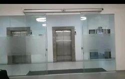 Dorma CS-85 Automatic Double Panel Sliding Door