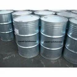 Liquid Cyclohexane