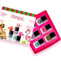 O3  Plunge Nail Paint Polish Lacquer 6 Color Shades Gift Pack