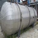 Horizontal Insolated MS Storage Tank