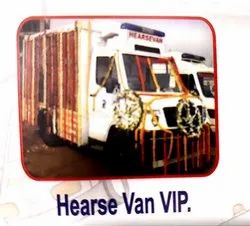 VIP Hearse Van Service, Vehicle Model: Omni Van