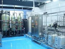 USP Purified Water Generation System