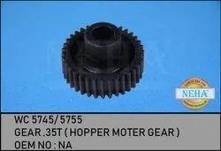 WC 5745/ 5755 ,35T ( Hopper Motor Gear )