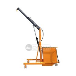 1.5 Tons Electric Battery Floor Crane