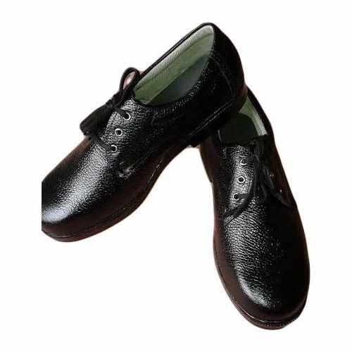 Water Resistant Black Men Formal Shoes