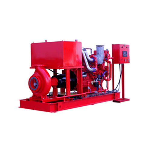 Diesel Engine Fire Fighting Pump Set