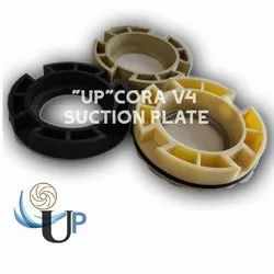 V4 UP Cora Suction Plate