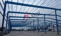 Pre Engineered Industrial Steel Structure