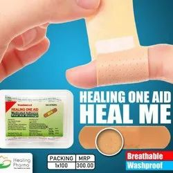 Healing One Aid - Band Aid ( Wash Proof )
