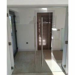 Frameless Toughened Glass Door