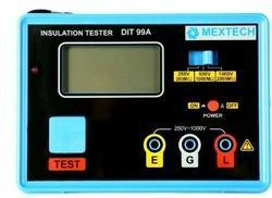 Mextech DIT 99A Digital Insulation Tester