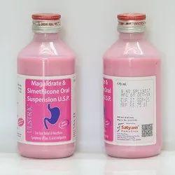 Magaldrate and Simethicone Oral Suspension USP