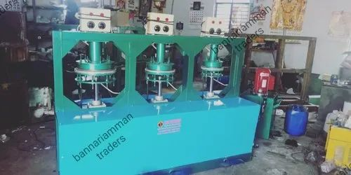 Three Die Areca Plate Machine