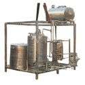 Sanitary Milk Pasteurizing Machine