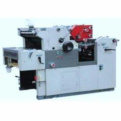 Two Colour Satellite Model Non-Woven Bag Printing Machine