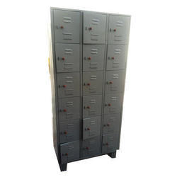 18 Doors Industrial Lockers