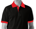 Solid Cotton Mens Polo T Shirts Plain