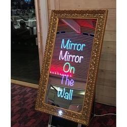 Selfie Magic Mirror Rental Purpose