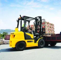 Diesel Forklifts Rental Service