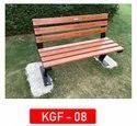 KGF-8 Wooden Garden Chair