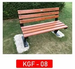 KGF-8 Wooden Garden Chair