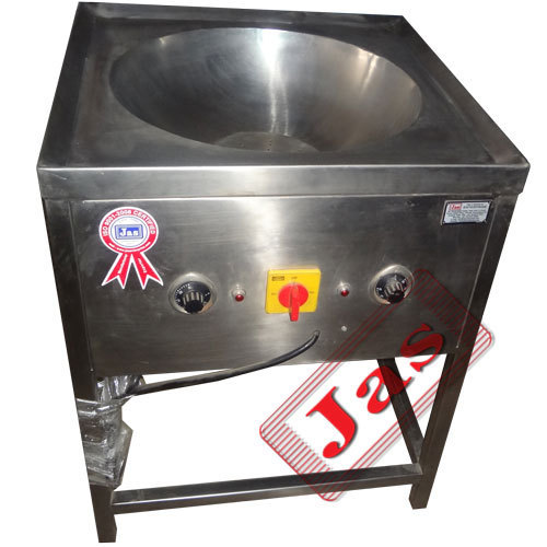 Induction Commercial Deep Fryer For Frying Rs 10000