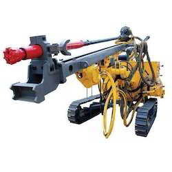 Automatic Crawler Drill Machine, IRB115