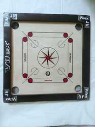 Sports Carrom Board