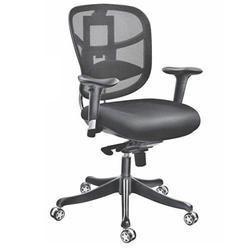 Sps-202 Medium Back Mesh Revolving Chair