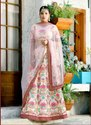 Party Wear Sequins Work Lehenga Choli