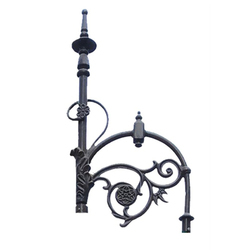 DBR-021-S Cast Iron Street Bracket