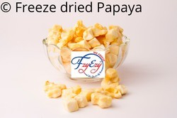 Freeze Dried Papaya