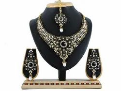 Imitation Jewellery-Nacklace Set