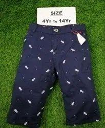 Kids Printed Pant