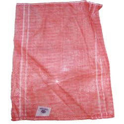 Leno Bag Red Colour 28 x 42 x 50 Gm