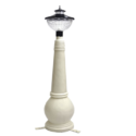 FRP Floor Standing Lamp Post
