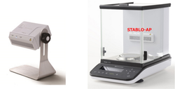 Shimadzu Analytical Balance with Static Electricity Remover