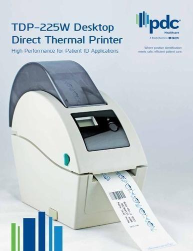 Wristband Printer For Hospital
