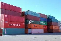 Dry Van Containers