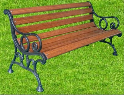 Hub Csting With Frp Outdoor Bench