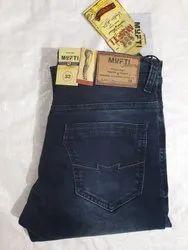 Plain Men Mufti Original Jeans