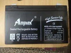 Battery 6V 10Ah
