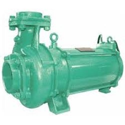 Three Phase Wilo MPO Horizontal Open Well Submersible Pump
