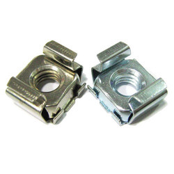 Stainless Steel Cage Nut, Size: 4MM -8MM