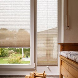 Fabric Pleated Blind At Best Price In India